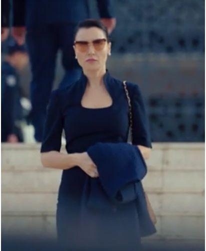 Yasak Elma 4 Bolum Ender Siyah Elbise Moda Kiyafet Moda Stilleri