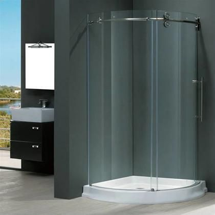 Vg6031stcl36wr 36 X 36 Corner Shower Enclosure With Frameless