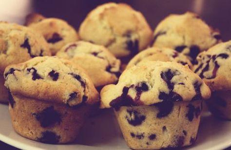 Recette de muffins aux bleuets toute simple et rapide à faire