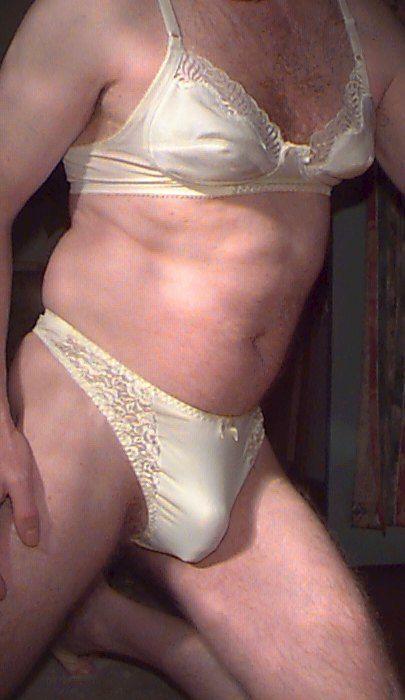 Crossdressers In Panties Pics Png
