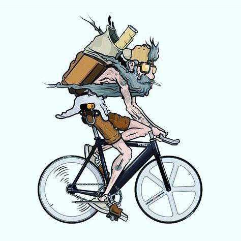 Bike P0rn (@fixiepics)