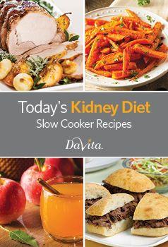 195 best kidney disease friendly recipes images on pinterest todays kidney diet slow cooker recipes cookbook forumfinder Images