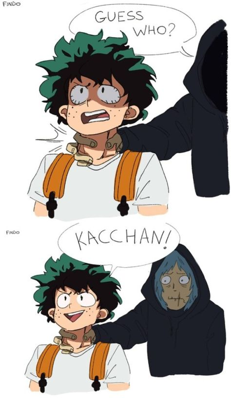 It's Not Kacchan | My Hero Academia | Know Your Meme