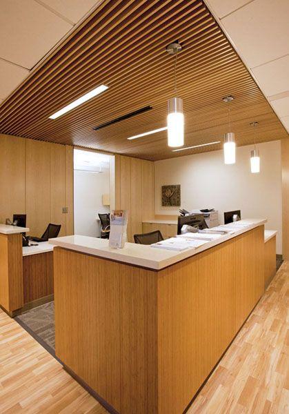 90 216 499 0892 Info Dek Mar Com Tr Baffle Asma Tavan Baffle Asma Tavan Modelleri Baffle Asma Tavan F Hospital Design Clinic Design Hospital Interior Design