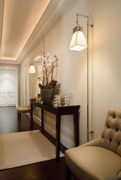 décoration entrée d\'appartement   ENTREES D\'APPART OU DE MAISON ...