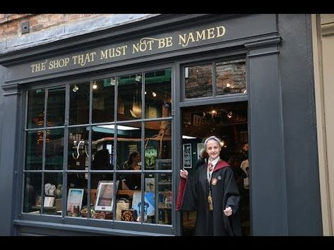 Magic! Harry Potter shop opens on the real Diagon Alley