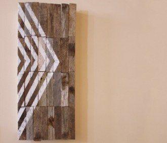 Directional Wood Art