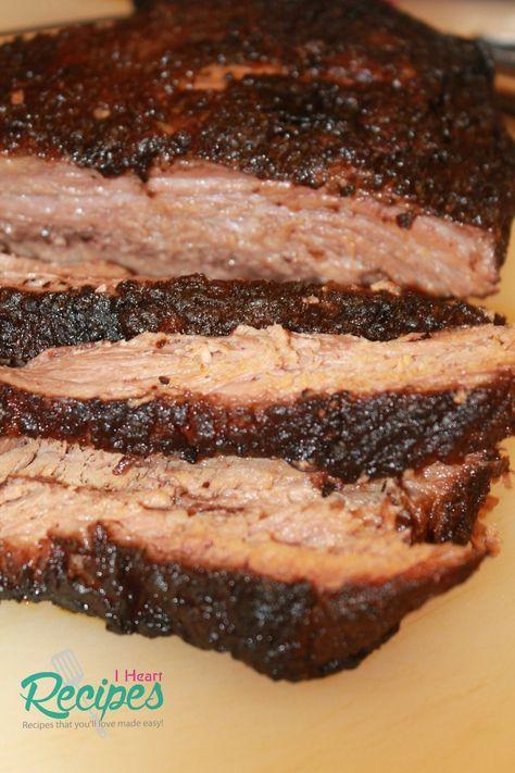 Slow Cooker Beef Brisket Recipe Beef Brisket Recipes Food Recipes Slow Cooker Beef