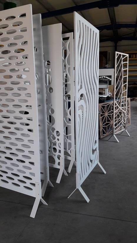 Paravents Et Claustras D Interieur En 2020 Paravent Design