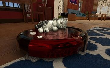 Cat Simulator Kitty Craft Game Files Crazy Games Cat