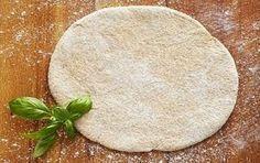 Masa De Pizza Con Royal Homemade Pizza Dough Pizza Dough Pizza Recipes Dough