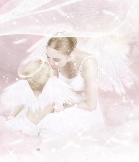 Wunder geschehen immer wieder, es gibt so viele kleine Engel unter uns. #engel