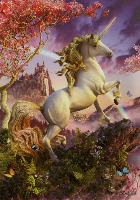 Spring has Sprung ~ David Penfound. Unicorn card.