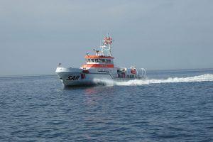 Wieder Eine Gute Gelegenheit Die Arbeit Der Seenotretter Kennenzulernen Ostsee Amrum Nord