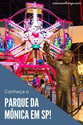 Parque Da Monica Diversao Garantida Para Criancas Em Sp