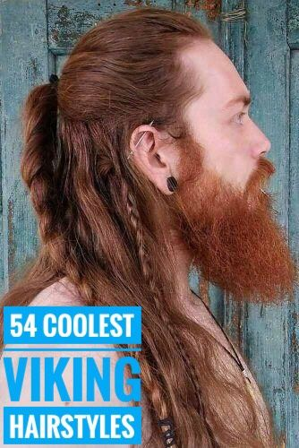 54 Viking Hairstyles Viking Hair Hair Styles Long Hair Styles Men