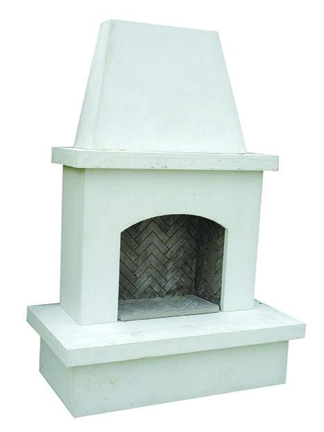 Contractors Model American Fyre Designs Outdoor Gas Fireplace