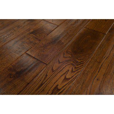 Branton Flooring Collection Thames Oak 3 4 Thick X 5 Wide X 78 Length Solid Hardwood Flooring Wayfair Solid Hardwood Floors Oak Hardwood Flooring Flooring