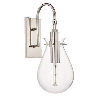 Volta Single Light Wall Sconce In 2020 Wall Sconces Led Wall Sconce Sconces