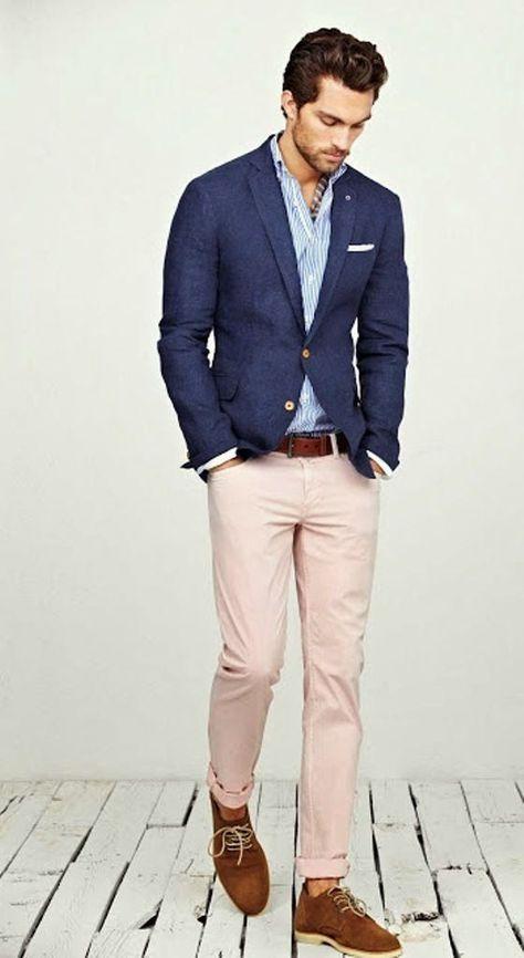 Gentle Men's Dressing Style