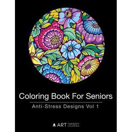 Stress Coloring Book Walmart