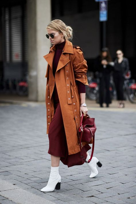 The Best Street Style At London Fashion Week – tania. The Best Street Style At London Fashion Week The Best Street Style At London Fashion Week ellemag