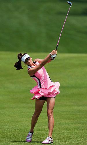 Lady Golf Fashion Design Images
