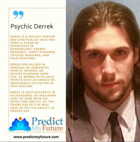 Predict My Future: Home of the 5 star psychics! ⭐⭐⭐⭐⭐⠀⠀⠀⠀⠀⠀⠀⠀⠀ .⠀⠀⠀⠀⠀⠀⠀⠀⠀ .⠀⠀⠀⠀⠀⠀⠀⠀⠀ #predictmyfuture #lovepsychicreadings #lovepsychic #lovepsychic #psychictarotcardreaderandadviser⠀#psychictarotfortheheart #psychictarotreader #tarotpsychic #psychictarotreading #thepsychictarot #psychictarotonline #psychictarotoftheheart #psychictarotcardreader #thepsychicfortheheart #psychictarotspells #truephonepsychics #psychicoverphone #psychicreadingsonline #psychicempath #psychicmediums