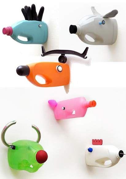DIY Animals Love the idea :o)