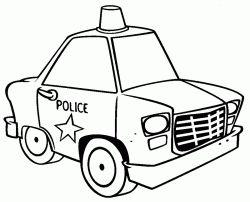 Polis Arabasi Boyama Sayfasi Araba Boyama Sayfalari Police Car Coloring Pages Paginas Para Colorear De Coches Avtomobilnye Ra Boyama Sayfalari Polis Araba