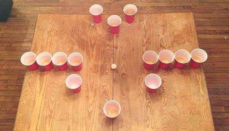 Baseball Drinking Game