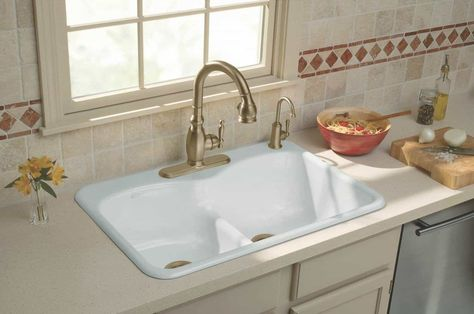 Maintain The Plastic Kitchen Sinks | Sinks and Kitchens