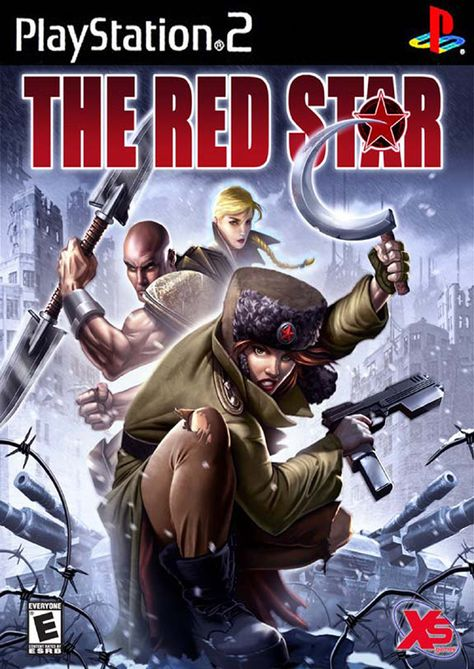 The Red Star Ps2 Iso Download Portalroms Com Jogos De