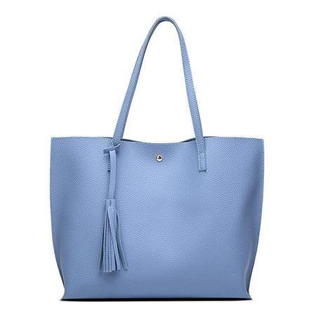 Details about  /Fashion Women Leather Shoulder Bag Tassels Casual Smal Handbag Envelope Bags