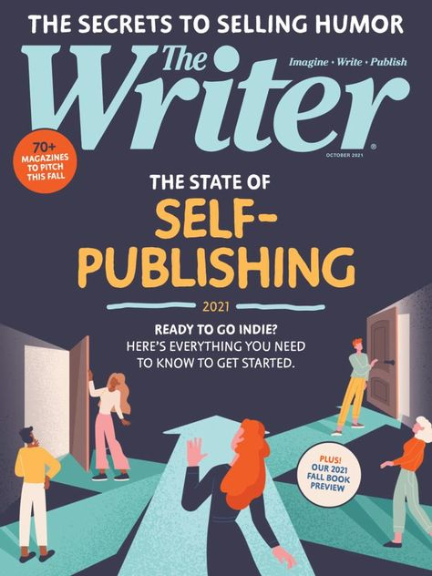 The Writer Back Issue October 2021 (Digital)