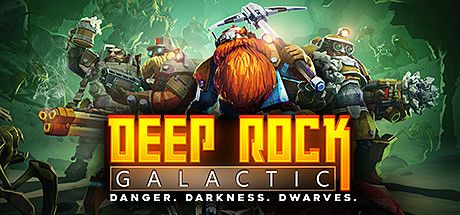 Jogo Deep Rock Galactic Pc Steam R 2899 Game Videogame Galactic Deep Xbox One System