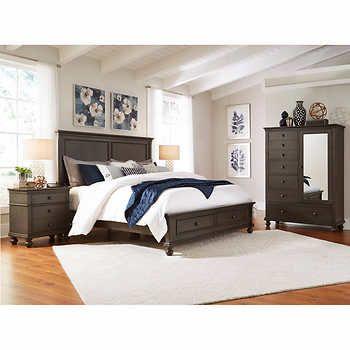 Welcome To Costco Wholesale In 2021 Bedroom Set King Bedroom Sets Bedroom Storage