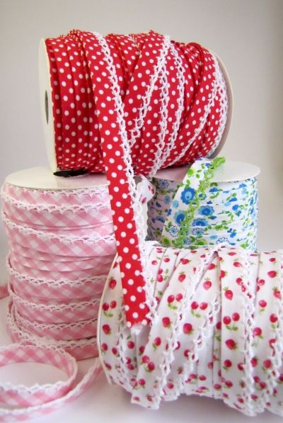 Wedding Decorations Gift Wrapping DIY Crafts Hair Bow Making TOPZEA 30 Rolls 300 Yards Lace Ribbon 1.77 Inch Wide Mixed Colors Floral Pattern Fabric Lace Ribbon for Sewing