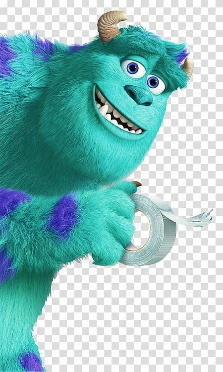 James Sullivan Illustration James P Sullivan Mike Wazowski Pixar Monsters Inc Sully Monsters Inc Transpar In 2020 Sully Monsters Inc Monsters Inc Disney Paintings