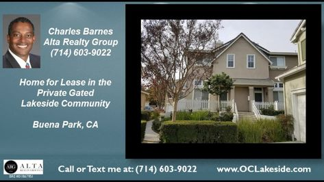 Charles barnes real estate