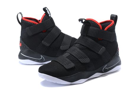 c6107744f255a Cheap Nike LeBron Soldier 11 High Mens To Worldwide