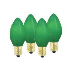 Sienna Colored 120 Volt Candelabra Light Bulb Color Light Bulb Bulb Candelabra Light