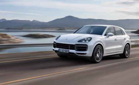 2020 Porsche Cayenne Powered With New Engine System