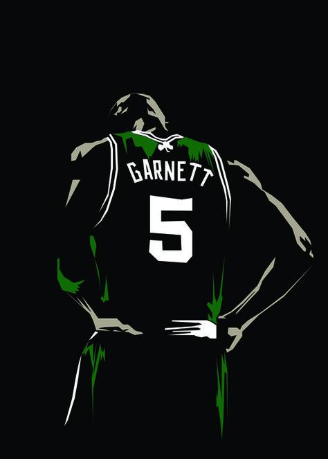 Garnett - Celtics
