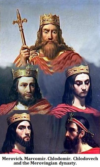 Merovingian | Merovingian, The fisher king, Priory of sion