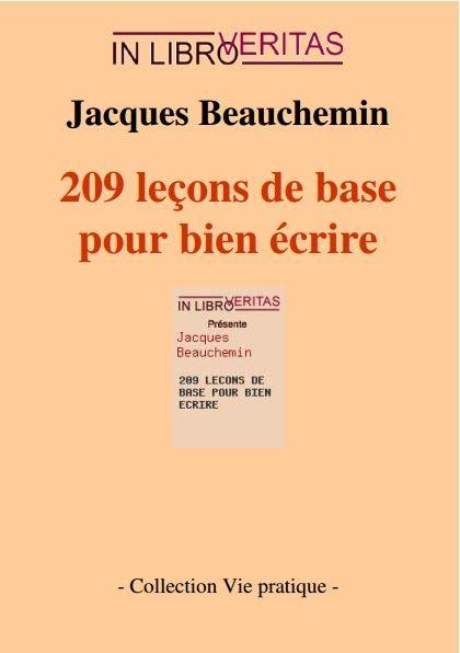 Telecharger 209 Lecons De Base Pour Bien Ecrire Pdf Gratuitement French Lessons Books To Read Elearning