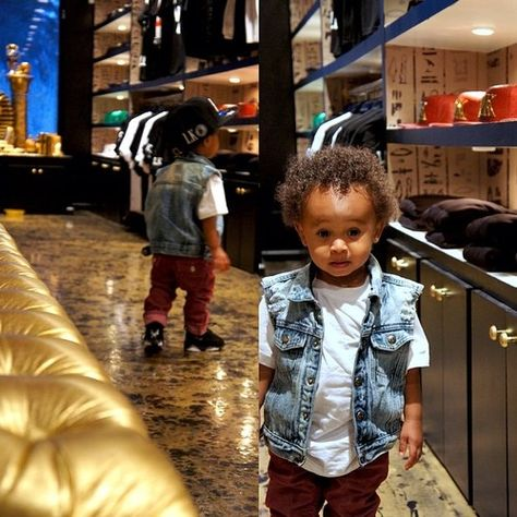 King Cairo. TYGA'S son.