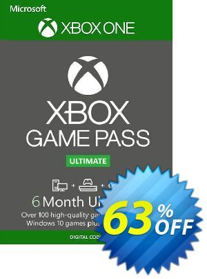 58 Off 6 Month Xbox Game Pass Ultimate Xbox One Pc Brazil Deal On Thanksgiving Promotions November 2020 Ivoicesoft In 2020 Game Pass Xbox One Pc Xbox Games
