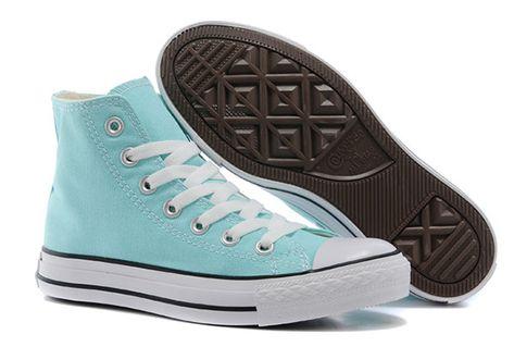 569092c8e116 Chuck Taylor Fresh Colors Peppermint All Star Mediterranean Converse Summer  High Tops Sneakers  converse  shoes
