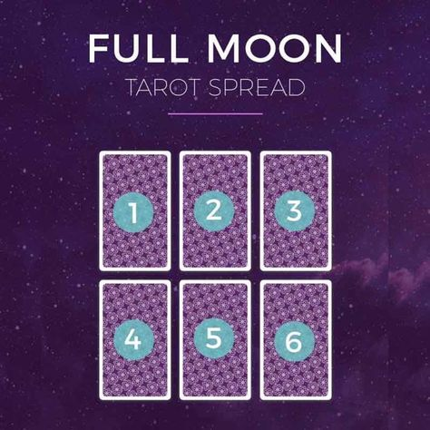 "American Witch on Instagram: ""Oohhh I need to try this! (Credit: @biddytarot) . . . #fullmoon #fullmoontarot #tarot #tarotcards #tarotspread #tarotreading #witch…"""